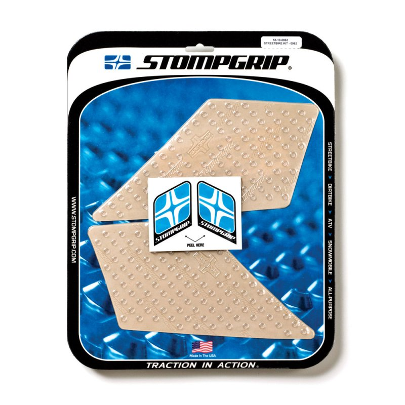 Stompgrip - Volcano Traction Pads - klar - 55-10-0062