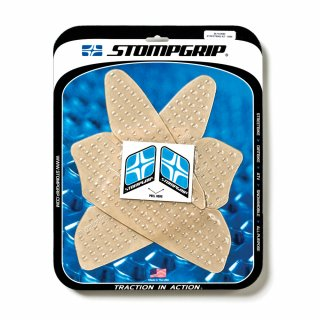 Stompgrip - Volcano Traction Pads - klar - 55-10-0066