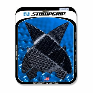 Stompgrip - Icon Traction Pads - Schwarz - 55-14-0145B