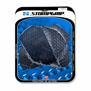 Stompgrip - Icon Traction Pads - Schwarz - 55-14-0040B