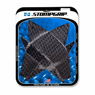 Stompgrip - Icon Traction Pads - Schwarz - 55-14-0099B