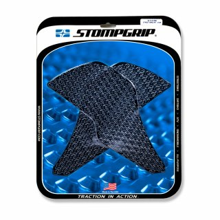 Stompgrip - Icon Traction Pads - Schwarz - 55-14-0139B