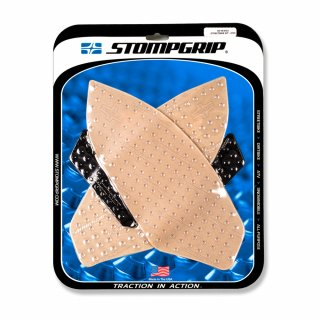 Stompgrip - Volcano Traction Pads - klar - 55-10-0123