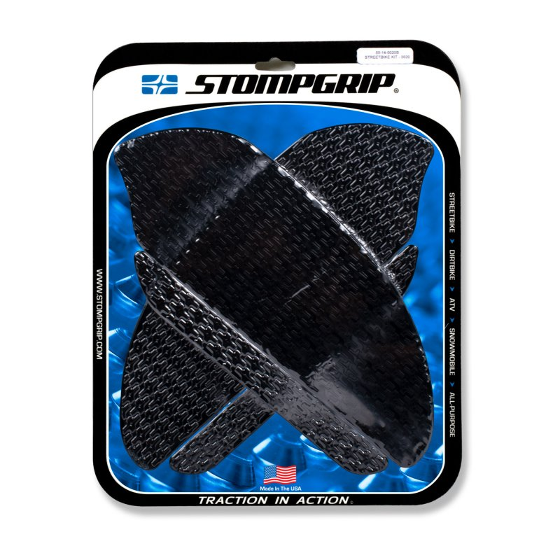 Stompgrip - Icon Traction Pads - schwarz - 55-14-0020B