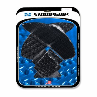 Stompgrip - Icon Traction Pads - schwarz - 55-14-0138B