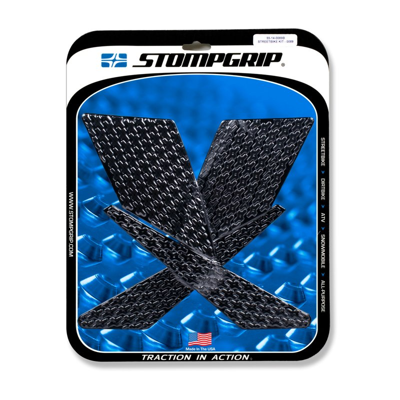 Stompgrip - Icon Traction Pads - schwarz - 55-14-0089B