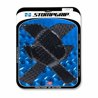 Stompgrip - Icon Traction Pads - schwarz - 55-14-0144B