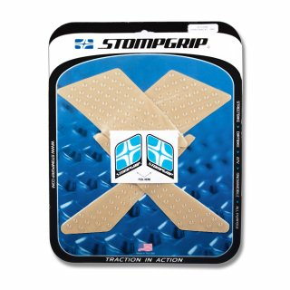Stompgrip - Volcano Traction Pads - klar - 55-10-0089