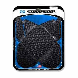 Stompgrip - Icon Traction Pads - schwarz - 55-14-0053B