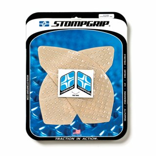 Stompgrip - Volcano Traction Pads - klar - 55-10-0044