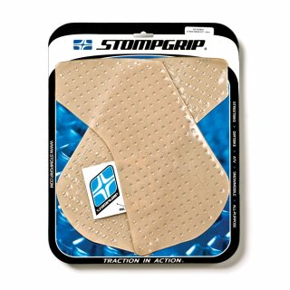 Stompgrip - Volcano Traction Pads - klar - 55-10-0041