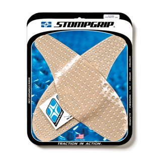 Stompgrip - Volcano Traction Pads - klar - 55-10-0030