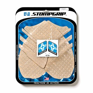 Stompgrip - Volcano Traction Pads - klar - 55-10-0033
