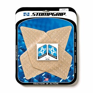 Stompgrip - Volcano Traction Pads - klar - 55-10-0061