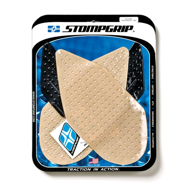 Stompgrip - Volcano Traction Pads - klar - 55-10-0053