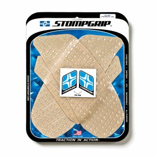 Stompgrip - Volcano Traction Pads - klar - 55-10-0056