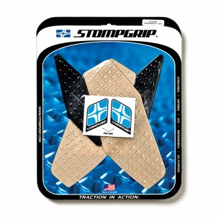 Stompgrip - Volcano Traction Pads - klar - 55-10-0010