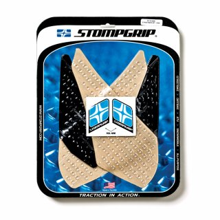 Stompgrip - Volcano Traction Pads - klar - 55-10-0006