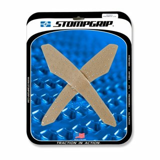 Stompgrip - Volcano Traction Pads - klar - 55-10-0114