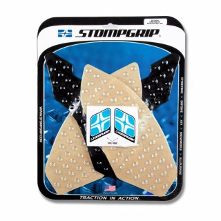 Stompgrip - Super Volcano Traction Pads - klar - 55-12-0001