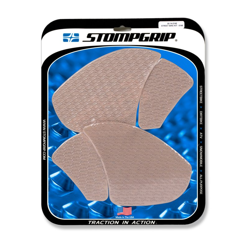 Stompgrip - Icon Traction Pads - klar - 55-14-0148